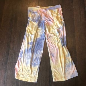 Other - Tie Dye Pajama Pants